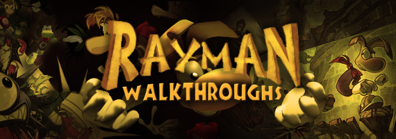Rayman Walkthroughs