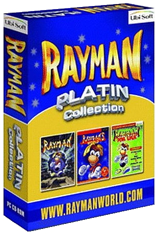 Rayman Platin Collection