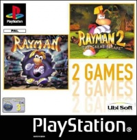 Rayman 1 & Rayman 2 Double Pack