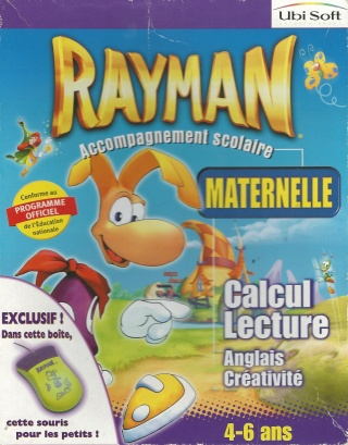 Rayman Maternelle