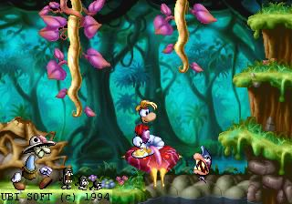 Rayman Early Production Raywiki The Rayman Wiki