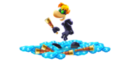 Rayman Adventures Packs - The Splinter Ray Pack.png