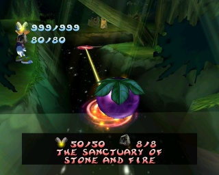 The Sanctuary Of Stone And Fire Raywiki The Rayman Wiki