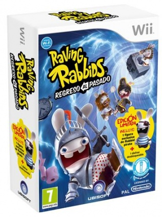 Raving Rabbids Travel In Time Raywiki The Rayman Wiki