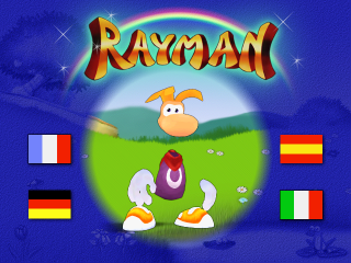 Rayman Premiers Clics Raywiki The Rayman Wiki