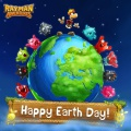 Rayman Adventures Earth Day 2017.jpg