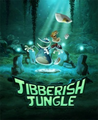 Rayman Legends' Jibberish Jungle