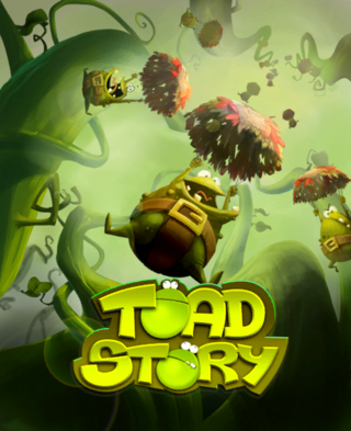 Toad Story