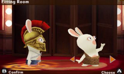 Rabbids Travel in Time 3D - RayWiki, the Rayman wiki