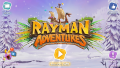 Rayman Adventures Winter 2017 Update Main Menu.png