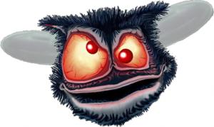 Black Lum - RayWiki, the Rayman wiki