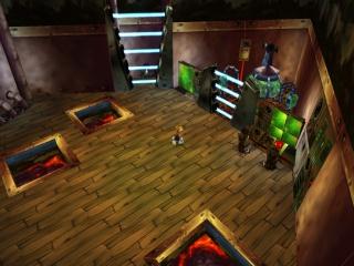 Lava Escape Room Lever Roblox