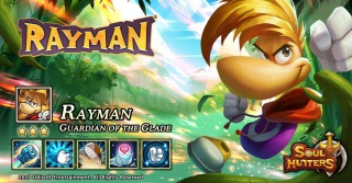 Rayman in popular culture - RayWiki, the Rayman wiki