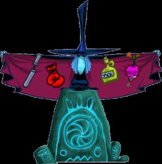 Mr Dark Raywiki The Rayman Wiki
