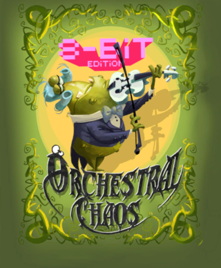 Orchestral Chaos, 8-Bit Edition