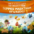 4 Day Reminder to Collect Summer Marathon Rewards.JPG