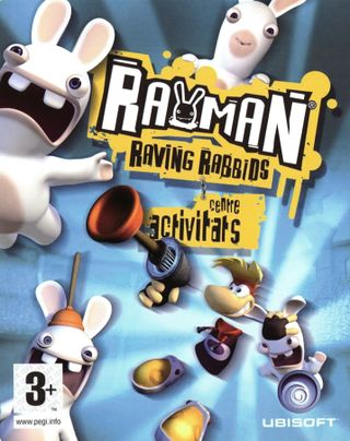 Rayman Raving Rabbids Activity Centre