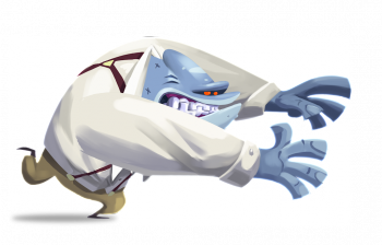 Sharkman - RayWiki, the Rayman wiki