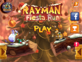 Rayman Fiesta Run Christmas 2014 Update Menu Screen.png